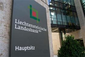 Liechtensteinische Landesbank in Vaduz
